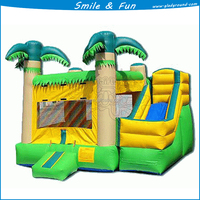 cheap inflatable combo/inflatable /inflatable bounce house for sale
