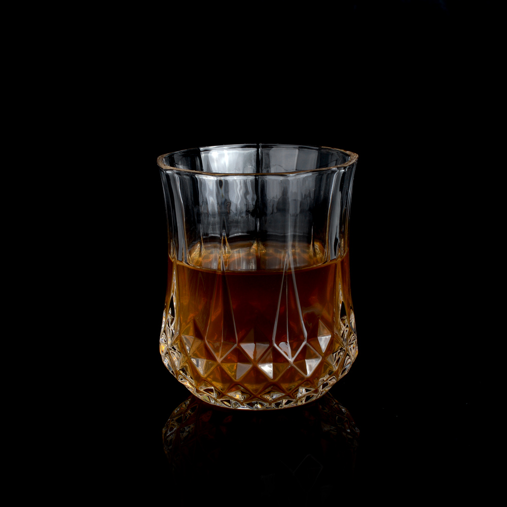 crystal glassware whiskey