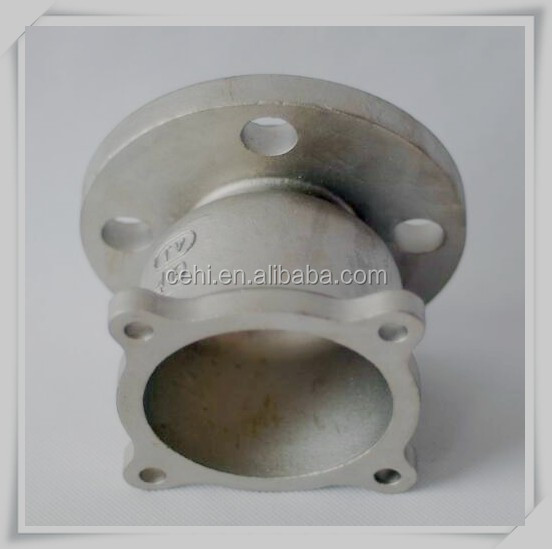 bought manganese steel products lost wax casting investment casting OEM manufacturer