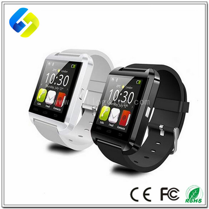 New match silicone material smart watch for kids with gps watch and phone