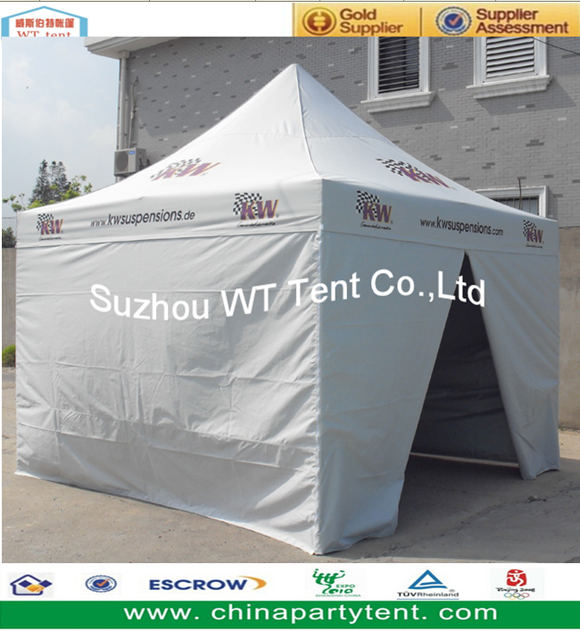 Portable easy up commercial folding marquee tent canopy gazebo for trade show event/ wedding party/ exhibition
