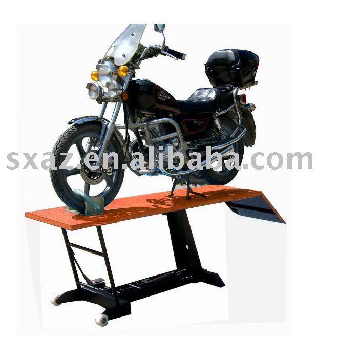 Moto table l vatrice ponts l vateurs id de produit for Table elevatrice moto