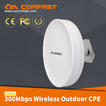 COMFAST CF-A1 High Power Long Range 300M Wireless Outdoor CPE WiFi Router Bridge