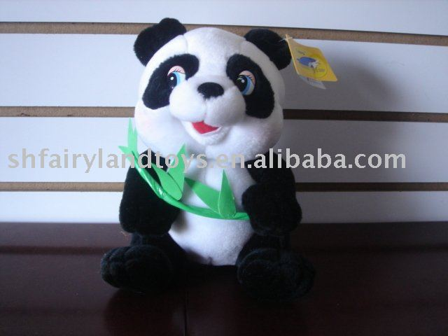 Plush Stuffed panda