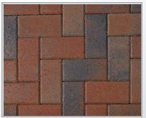 PAVERS Rustic bay