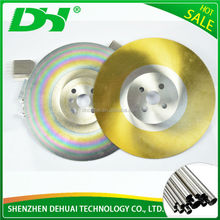 Mini High-Speed Steel HSS rainbow Cutting m42 dm05 Discs Tool Set Circular Saw Blade for metal