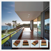 2015 hot sale outside wpc decking floor/ deck wpc with low price