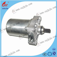 Motorcycle Engine Parts Starter Motor Motorcycle Start Motor Factory Cheap Sell