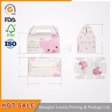 Promotion Custom Printing Box For Cake