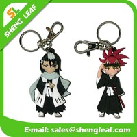 Japanese anime tags Cartoon characters key chains