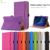 Luxury Magnetic PU Leather Flip Standing Tablet Cover Case For Samsung Galaxy Tab A P580 10.1 inch