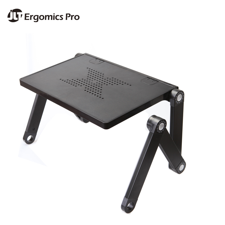Desk Laptop Table Holder Treadmill Stand Mount Tray Home Furniture