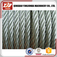 ungalvanized stainless steel wire rope sling
