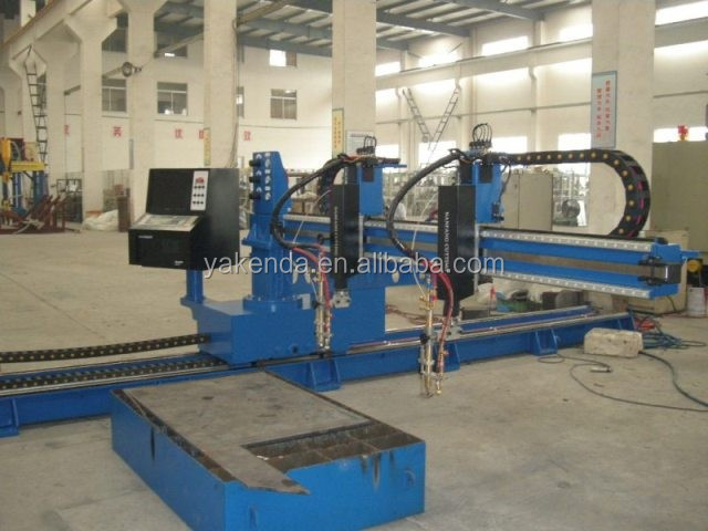 high speed Cantilever type Flame/Plasma Cutting Machine