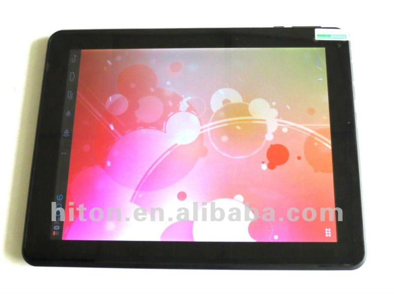 Cheapest Factory 9.7 inch IPS 3g MID with android 4.0