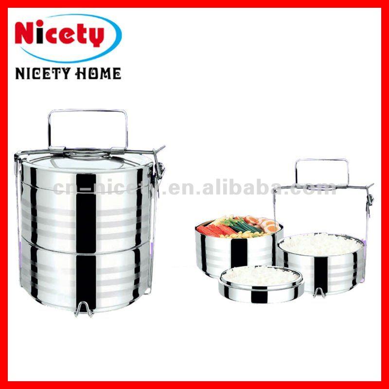 Thermal lunch container food storage container to keep food hot