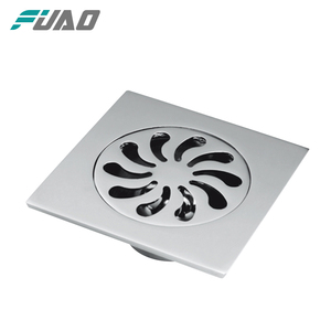 FUAO kitchen sink strainer and floor filter