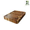 High quality acacia wood end grain cutting board wholesale