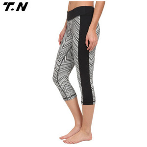 Sport gym leggings high quality fitness women's tight pants china leggings