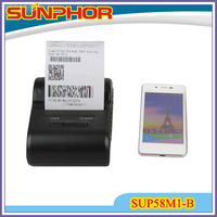 latest !!! portable thermal printer 58(factory price)