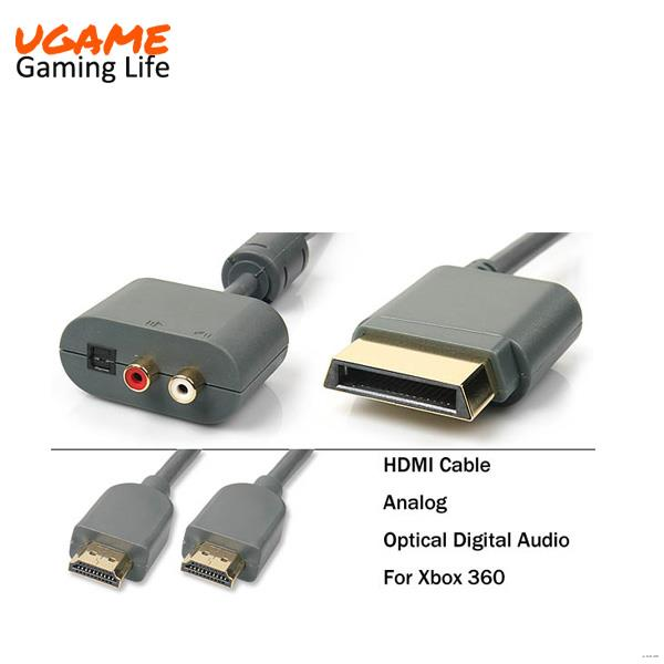 Economic promotional for xbox360 e av cable