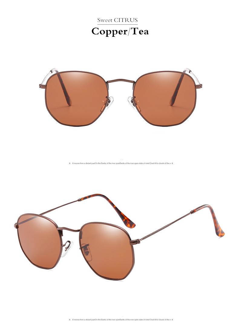 HTB1VAjwcffM8KJjSZPfq6zklXXaW - Sweet CITRUS Hexagonal Aviation Coating Mirror Flat Lens Sunglasses Men Brand Designer Vintage Pink Driving Sun Glasses Women