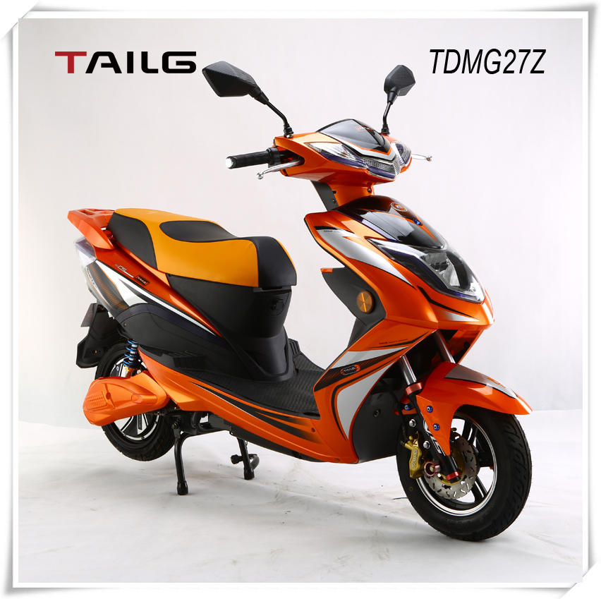 2016 NEW Model 500W 48V Electric Motorbike For adult