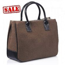 felt bag grey small felt bags casual shoulder long strap bag manufacture