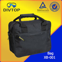 Dive regulator underwater camera bag