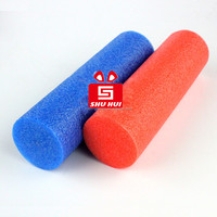Colored paper lollipop sticks for party rubber foam insulation tube pipe double screw extruder party gift water gun tube
