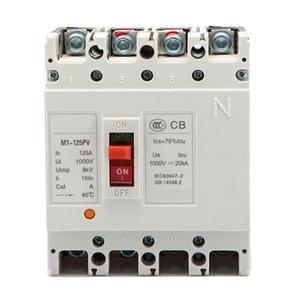 breaker circuit 125a, breaker circuit 125a suppliers andmoulded case circuit breaker solar mccb 4p 1000vdc 125a