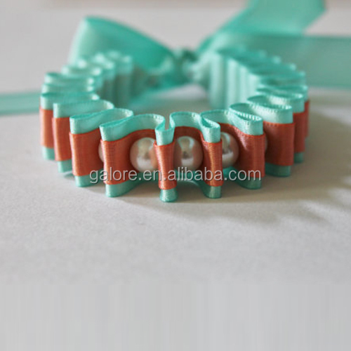 high quality cheapest wholesale silk ribbon for bracelets