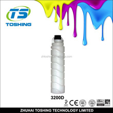 Compatible Type 3100D copier toner for Ricoh aficio 340 350 copier, 3200D toner