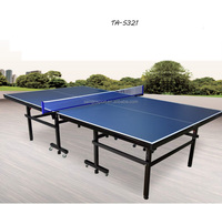 table tennis table Indoor good quality for athlete