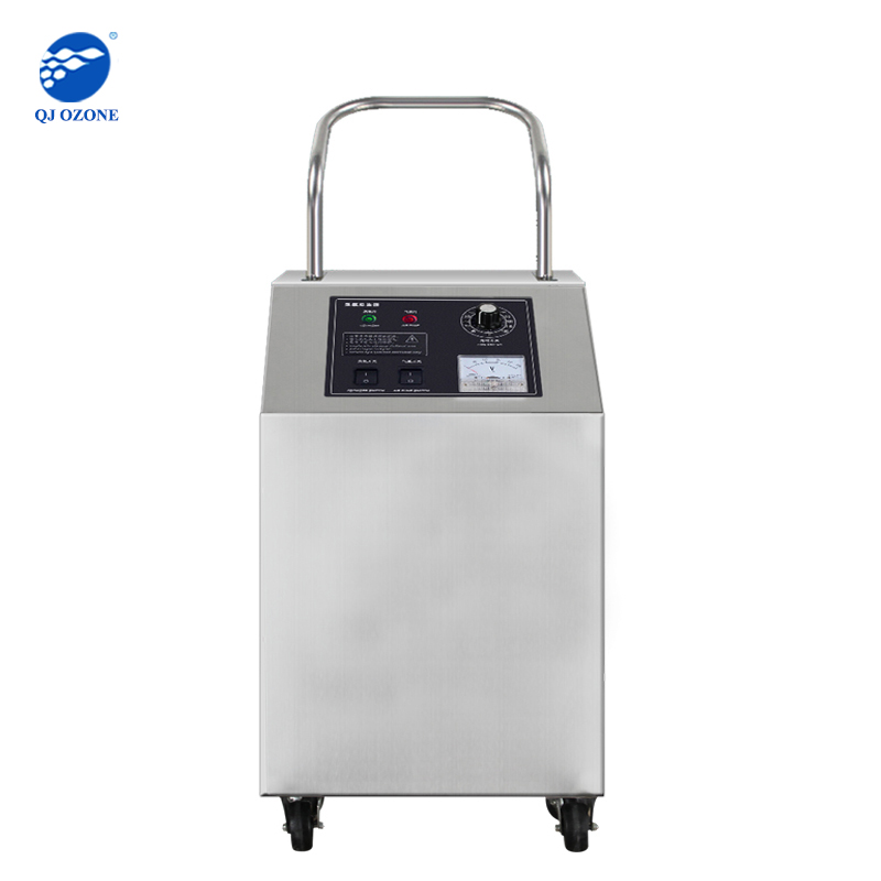 ozone cell in water treatment, guangzhou food machinery