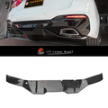 Carbon front lip for New 5 Series G30 G38 carbon rear diffuser