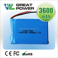 Cheap promotional 3.7v lithium cell phone battery