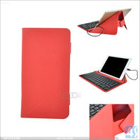 For Ipad pro wired keyboard, for Ipad pro keyboard leather case
