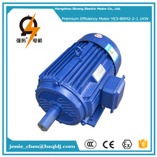 1.1KW 1.5HP ic411 cooling energy saving ac electric saw motors