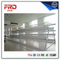 FRD-4 tier chicken layer battery cage for tanzania poultry farm/chicken cage