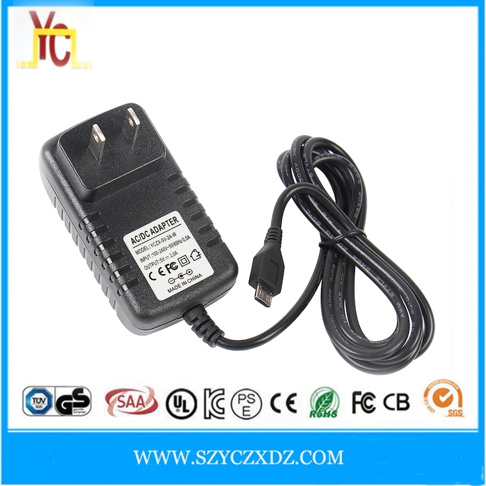 Manufacturer sales 5V 6V 7.5V 1A 1.5A 2A 3A CCTV power adapter supply