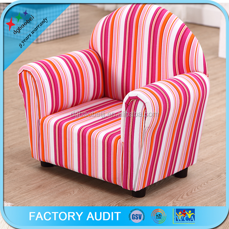 Children Furniture Standard Single Sofa Size