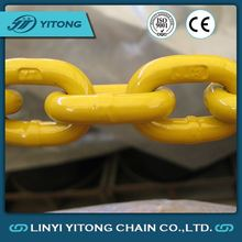 China Market g80 Black Painted Anchor Chain Connecting Link