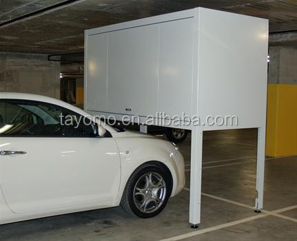 Garage Over Bonnet Storage Box for Basement
