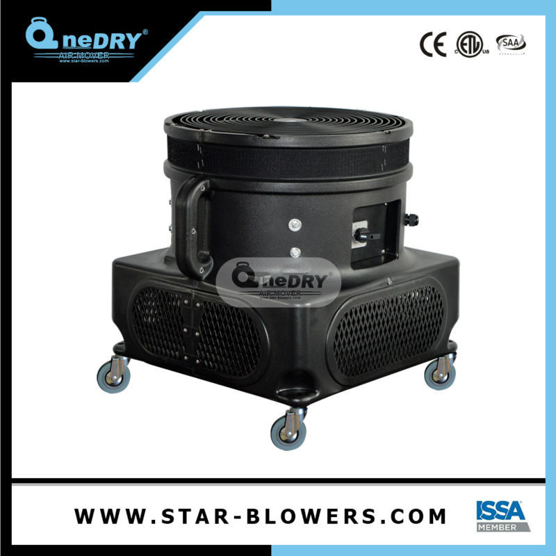 High Output Low Pressure Air Bouncer Dancer Electric Small Sky Air Blower For Inflatables Decoration