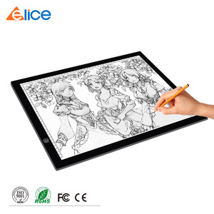 ELICE A3 LED Tracing Light Box Artist Stencil Board Sketching Drawing Light Pad Ultra-Thin