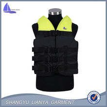 China Manufacturer 10 Years Experience Colorful xxl life jacket