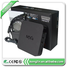 MXQ ANDROID TV BOX media box internet tv,Home Audio Accessories,android media player google tv box