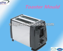 Nice design toaster plastic injection mold seller