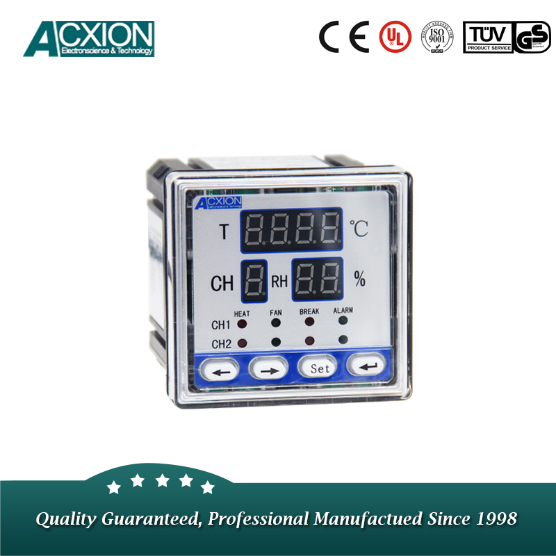 High Quality Digital Temperature and Humidity Controller Meter